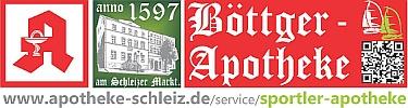 Böttger-Apotheke in Schleiz